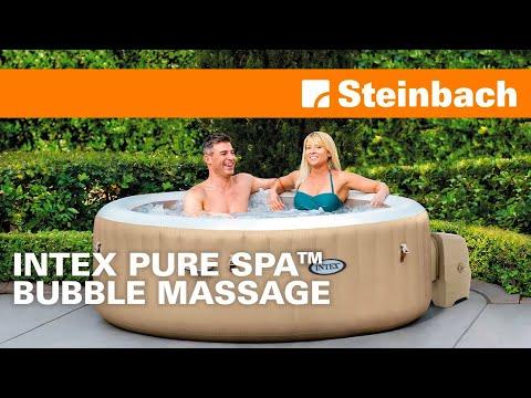 intex whirlpool pure spa jet rund 1 set allespool. Black Bedroom Furniture Sets. Home Design Ideas