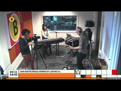 Light Hits The Room - Laura Jansen @ Omroep Brabant