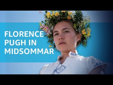 Florence Pugh is Scary Good in Midsommar | Prime Video