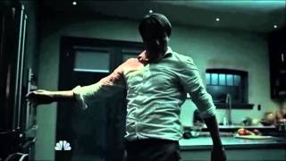 Hannibal And Jack Fight Scene