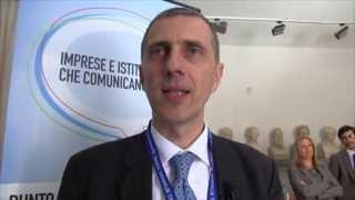 Youtube: Intervista ad Antonio Bonardo, Forum Public Affairs 2013