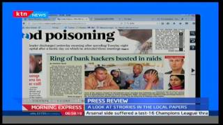 CYBER CRIME: Young group of bank hackers busted in recent raids