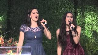 "Cimorelli - ""I Got You"" at the Global Genes 2015"
