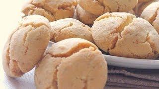 Gâteau marocain : Ghriba