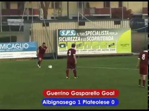 immagine di anteprima del video: ALBIGNASEGO - PLATEOLESE 2-0 (19/10/2014)