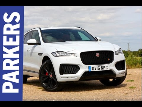 Jaguar F-Pace Review Video