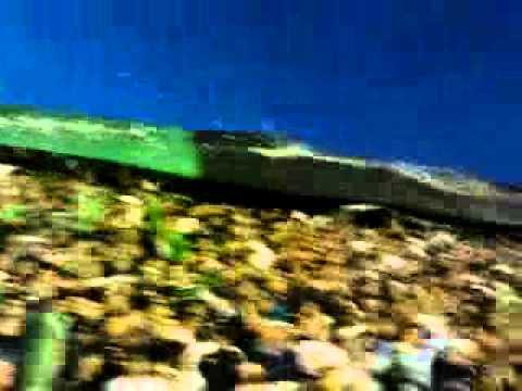 """""""San Martin de San Juan (recibimiento) vs Gelp"""" Barra: La Banda del Pueblo Viejo • Club: San Martín de San Juan"""