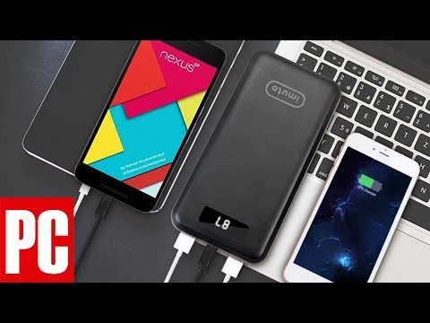 The Best Portable Chargers and Power Banks of 2018