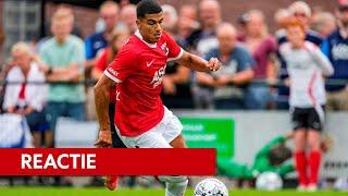 Aboukhlal: 'Wilde graag spelen' | AZ - NEC (Oefenduel)