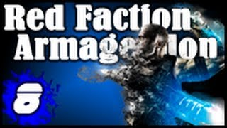 Red Faction: Armageddon Playthrough with BGKoolaid #8: Godforsaken Gondola