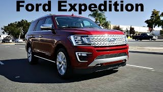 [Kelly Blue Book] 2018 Ford Expedition - Review and Road Test