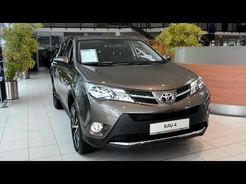 New Toyota Rav 4 Exterior and Interior