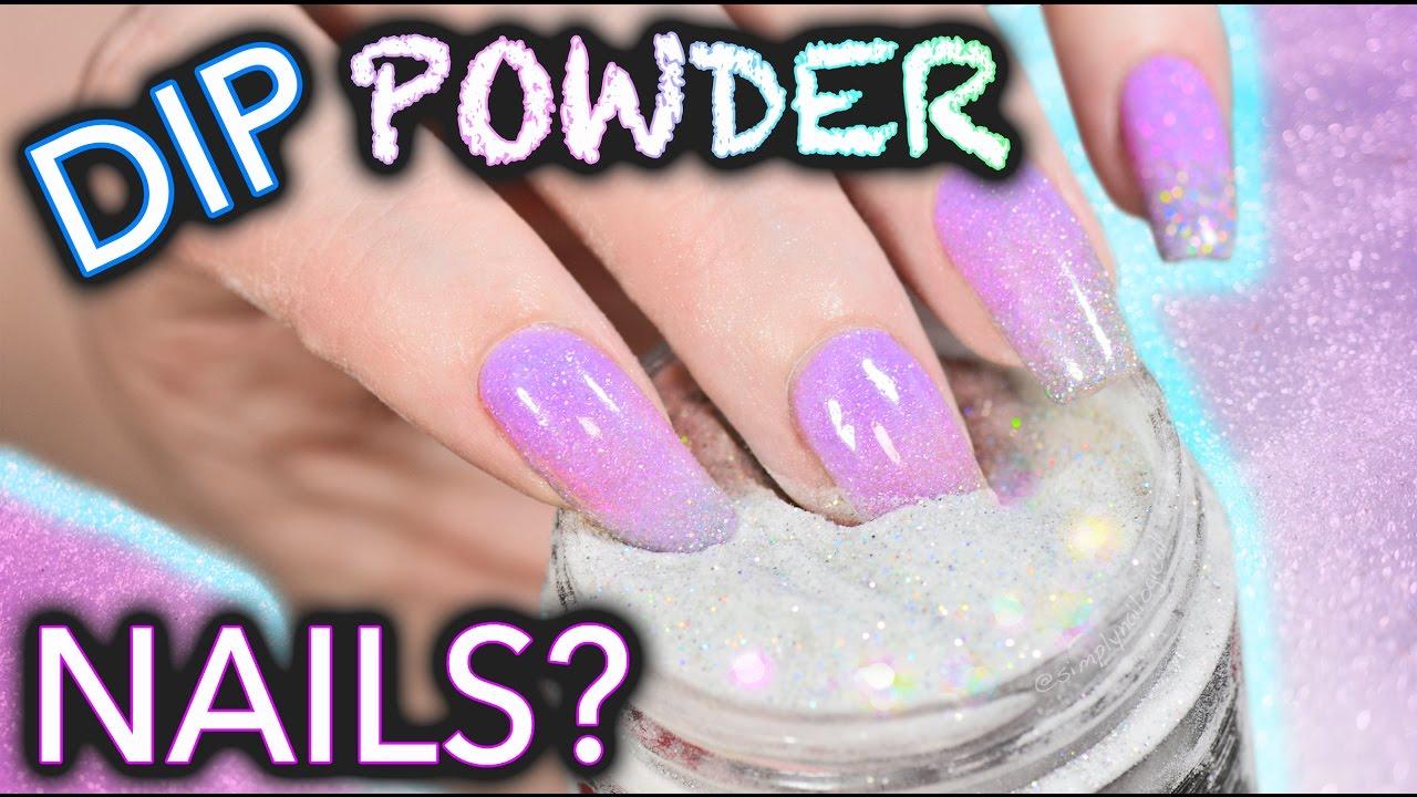 DIY Dip Powder Nails (do not snort) thumbnail