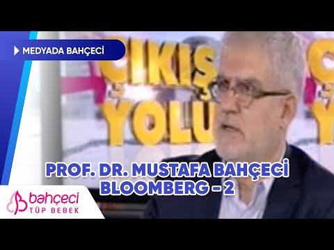 Bloomberg TV – Yumurta ve Embriyo Dondurma – Prof. Dr. Mustafa Bahçeci