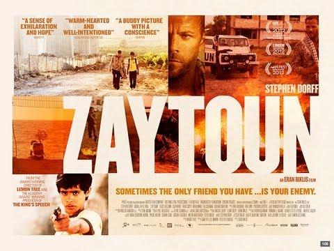 Zaytoun UK Trailer