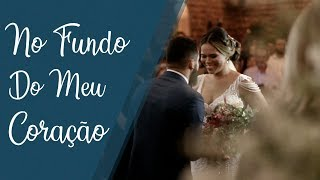 No Fundo Do Meu Coração - Sandy E Júnior (Tato Moraes) Entrada Da Noiva