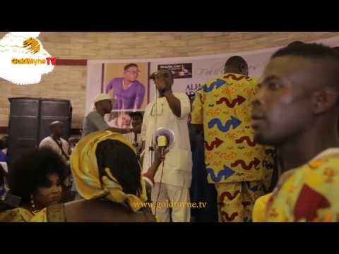 K1 DE ULTIMATE'S PERFORMANCE AT TAYE CURRENCY'S HOUSE WARMING CEREMONY IN IBADAN
