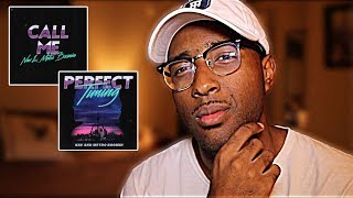 Nav - Perfect Timing Intro & Call Me (Prod. By Metro Boomin) Review / Reaction