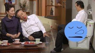 """Ông Soon Jae biến thành """"thần ngủ"""", đi toilet ngủ quên, đang ăn cũng ngủ bất chấp"""