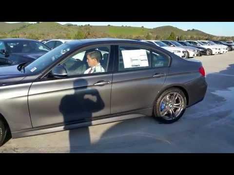 NEW BMW 328i M Sport w/ Ferric Grey M Wheels - Loaded! BMW Review