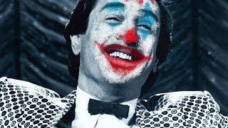 《小丑》原型三部曲之二,把悲劇的人生活成了喜劇《喜劇之王》 哇薩比抓馬Wasabi Drama