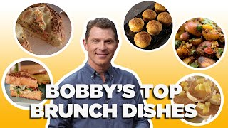 Bobby Flays TOP 10 Brunch Recipes | Food Network