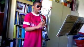 Clarinet - Klezmer - Reb Dovidls Nigun