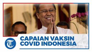 Menkes Budi Sebut Italia Kaget Atas Capaian 100 Juta Vaksinasi Covid-19 Indonesia