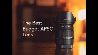 Sigma 17-50 f2.8 Review: The Best Budget APSC Lens
