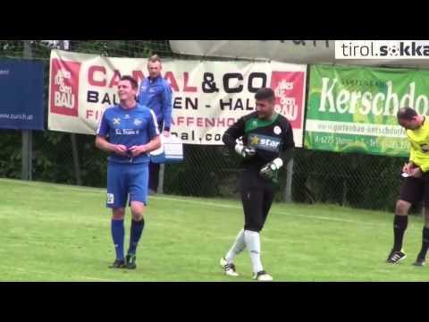 24. Runde Landesliga West: SV Telfs vs. SC Mils | 2013/2014