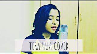 Tera Hua Cover Female version unplugged   Atif Aslam   Loveratri   Tanishk Bagchi   Manoj M