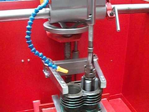 pulidor para cilindros de moto