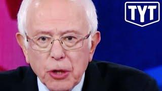 Bernie Sanders' Best Moment at the Democratic Debate in Atlanta