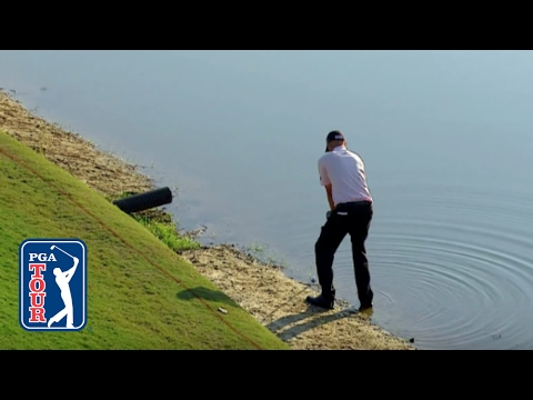 Top 10: Recovery Shots on the PGA TOUR