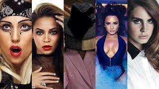 Yabancı Kadın Şarkıcıların İlk Şarkıları