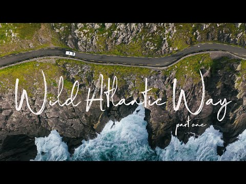WE MOVED INTO OUR VAN | Vanlife Ireland | Wild Atlantic Way Road Trip