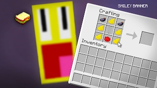 ✔ Minecraft: How to make a Smiley Banner
