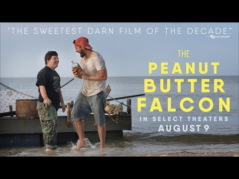 Video trailer för The Peanut Butter Falcon | Official Trailer | Roadside Attractions