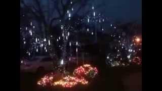 """Гирлянда """"Тающие сосульки"""" LED 50см сосулька сопли Польша. Ир от компании Мир товаров. Всё для дома, быта, уюта. Товары для деток. - видео"""