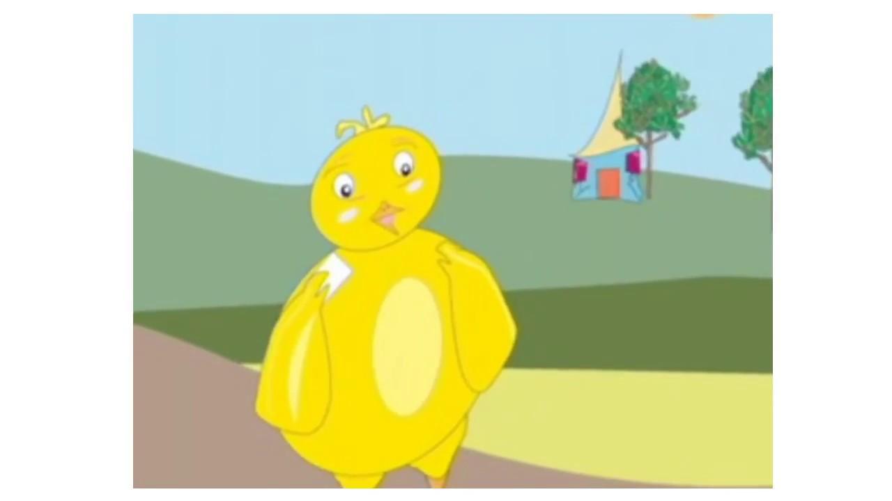 El Pollito amarillito