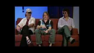Deep Purple discussing the classic song 'Smoke On The Water'