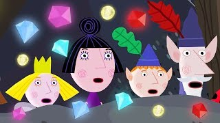 Ben and Holly's Little Kingdom | Wow! Ben, Holly and Treasure 💎 1Hour | HD Cartoons for Kids
