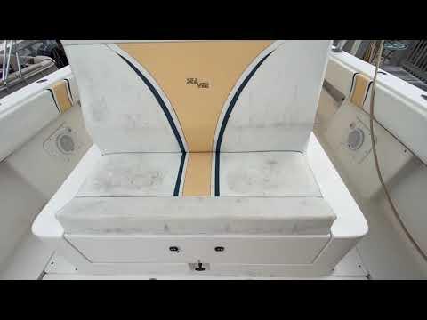 SeaVee 340 B Cuddy Cabin video