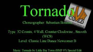Linedance Tornado (Teach & Demo)