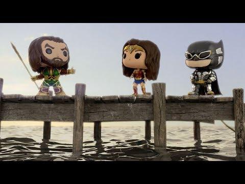DC Legion of Collectors: Aquaman Teaser!