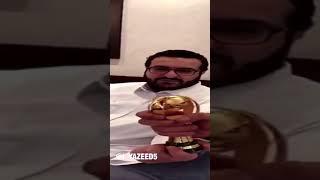 سعود السويلم يطقطق على الهلال