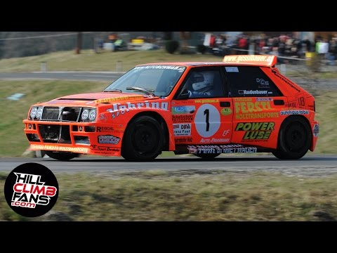 Lancia Delta Integrale Rally Racing