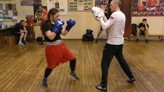 Бокс: Взрывная двойка (English subs)