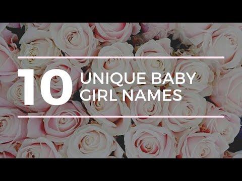 Download Cool Rare Unusual Girl Names Video 3GP Mp4 FLV HD Mp3