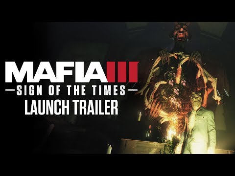Mafia 3 Sign of the Times DLC Launch Trailer thumbnail